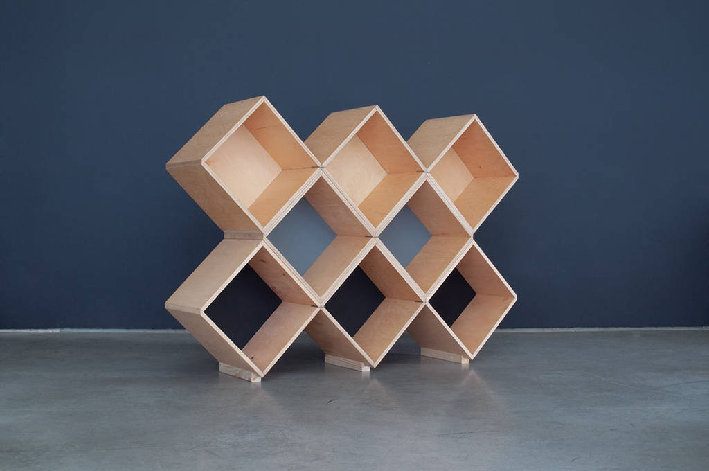No45x - Modular Bookcase by Nomad